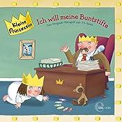 Ich will meine Buntstifte (Kleine Prinzessin 11) | Thomas Karallus