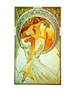 Artopweb Panel Decorativo Mucha Poetry Multicolor
