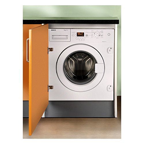 Beko WMI71641 A+ 7kg 1600rpm Integrated Washing Machine