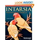 Intarsia Woodworking Projects: 21 Original Designs with Full-Size Plans and Expert Instruction for All Skill Levels (A Scroll Saw, Woodworking & Crafts Book)