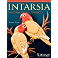 Intarsia Woodworking Projects: 21 Original Designs with Full-size Plans and Expert Instruction for All Skill Levels (Scroll Saw Woodworking & Crafts Book)