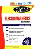 Schaum's Outline of Electromagnetics (Schaum's Outline Series)