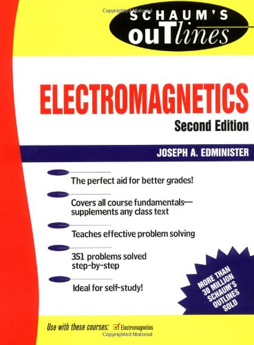 Schaum's Electronic Tutor of Electromagnetics