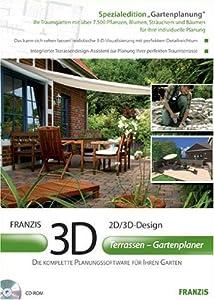3d terrassen gartenplaner software. Black Bedroom Furniture Sets. Home Design Ideas