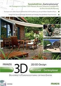 3d terrassen gartenplaner software - Franzis 3d gartenplaner ...