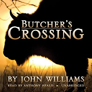 Butcher's Crossing | [John Williams]