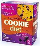 ハリウッドミラクルダイエットクッキーチョコレートチップ40g*12枚
