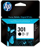 HP 301 - Black Ink Cartridge (CH561EE)
