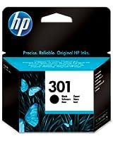 HP 301 Cartouche d'encre d'origine Noir