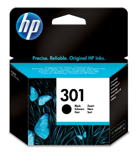 HP 301 CH561EE Original Ink Cartridge - Black