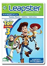 LeapFrog Leapster Learning Game Toy Story 3