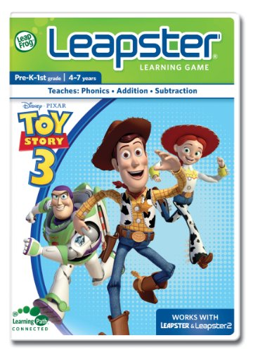 LeapFrog® Leapster® Learning Game: Disney Pixar Toy Story 3