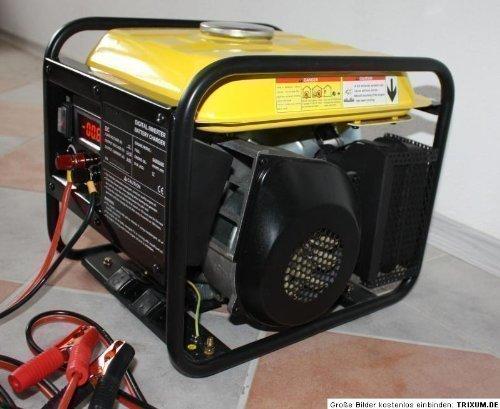 12 v volt 60 a ampere stromgenerator notstromaggregat. Black Bedroom Furniture Sets. Home Design Ideas