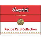 Campbell's Recipe Card Collection ~ Pil