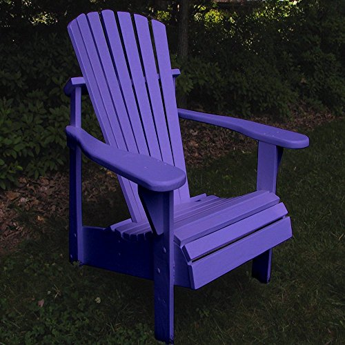 weathercraft-purple-classic-adirondack-chair