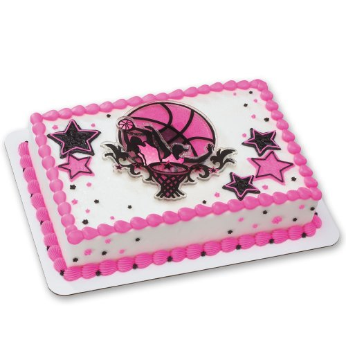 Basketball stars decoset cake decoration girls toys for All decoration games for girls