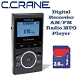 C. Crane MP3 Player - CC Witness