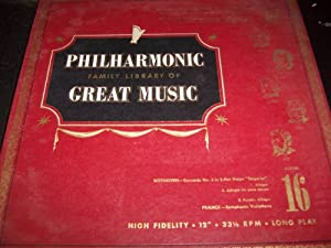 Philharmonic Family Library of Great Music, album 16