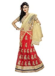 Dlines Red Coloured Designer Lehenga Choli