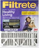 "Filtrete 4"" Allergen Reduction Filter- 20x25x4 #DP03DC (2 Pack)"