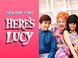 Here's Lucy Season 2