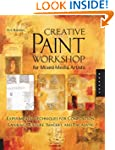 Creative Paint Workshop for Mixed-Med...