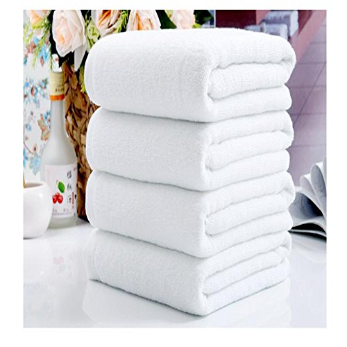 100 Cotton Bath Towel Whitebath Towel Set Of 2 Pieces Hotel Spa Towel Discount Greats Fs1