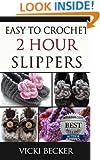 Easy To Crochet 2 Hour Slippers