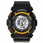 Anself Reloj deportivo digital multif...
