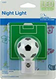 Jasco Products 13363 Night Light with LED Sports Shade Soccer Auto On/Off