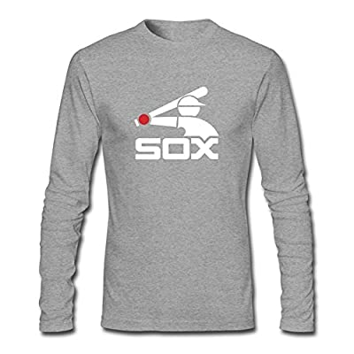 Men's Chicago White Sox Long Sleeves T-Shirt
