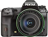 PENTAX デジタル一眼レフカメラ K-3 18-135WR レンズキット ブラック ローパスセレクタ 最高約8.3コマ/秒・最大約60コマ -3EV低輝度対応 15543