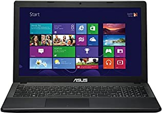 Asus F551MAV-BING-SX1002B 39,6 cm (15,6 Zoll) Notebook (Intel Pentium N3540, 2,16GHz, 4GB RAM, 500GB HDD, DVD, Win 8) schwarz