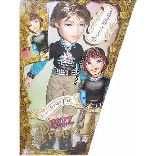 Bratz (  즈 ) Prince Iden Doll 돌 인형 피규어(병행수입)