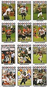 2008 Topps Atlanta Falcons Complete Team Set (14 Cards) by Topps