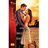 The Billionaire's Fake Engagement (Silhouette Desire) ~ Robyn Grady