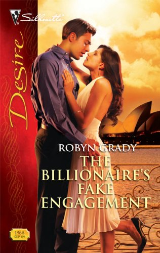 Image of The Billionaire's Fake Engagement (Silhouette Desire)