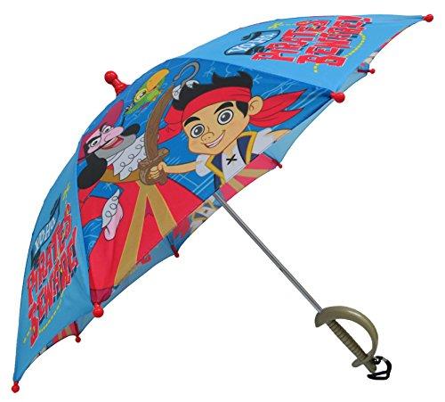 """Disney Junior """"Capitan Jake e i pirati Never Land da ombrello"""