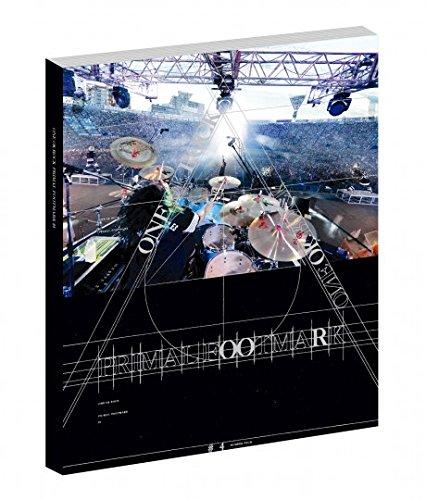 ONE OK ROCK PRIMAL FOOTMARK #4 2015 フォトブック/写真集のみ/ワンオクロック