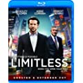 Limitless: Unrated & Extended Cut [Blu-ray] (Bilingual)