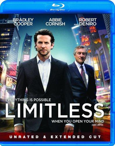 Limitless (Blu Ray)   Sci-Fi   Thriller * Bradley Cooper