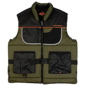 Stearns flotation fishing vests sports for Fishing vest amazon
