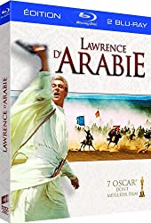 Lawrence d'Arabie - Edition double Blu-ray [Blu-ray]