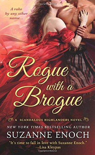 Image of Rogue with a Brogue: A Scandalous Highlanders Novel