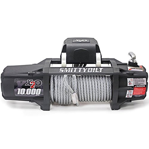 Best Buy! Smittybilt (97510) X2O Waterproof Winch - 10000 lb. Load Capacity