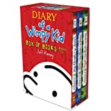 Diary of a Wimpy Kid Box of Books (1-3) ~ Jeff Kinney