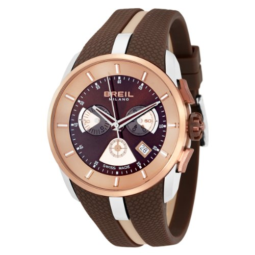 Breil BW0431 Gents Milano Chronograph Swiss Watch