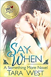 Say When by Tara West ebook deal