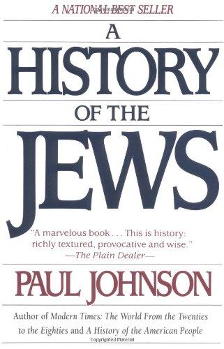 Paul Johnson - A History of the Jews