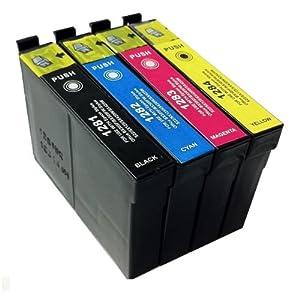 1x multipack t1285 kompatible tintenpatronen f r epson s22 auch kompatibel mit epson stylus - Epson stylus office bx305fw plus ...